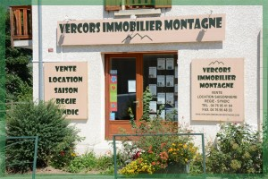 agence vercors immobilier